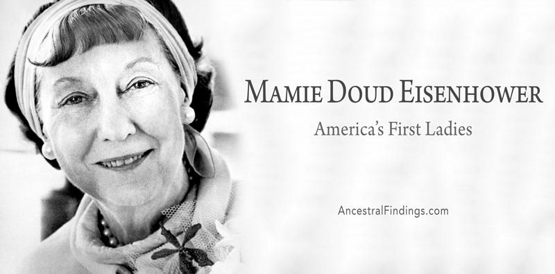 America's First Ladies, #34 — Mamie Doud Eisenhower