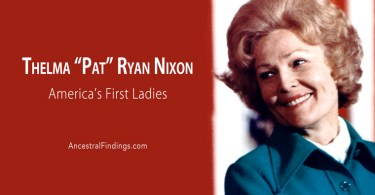 "America's First Ladies, #36 — Thelma ""Pat"" Ryan Nixon"