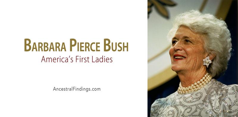 America's First Ladies, #41: Barbara Pierce Bush