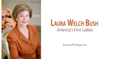 America's First Ladies, #43: Laura Welch Bush