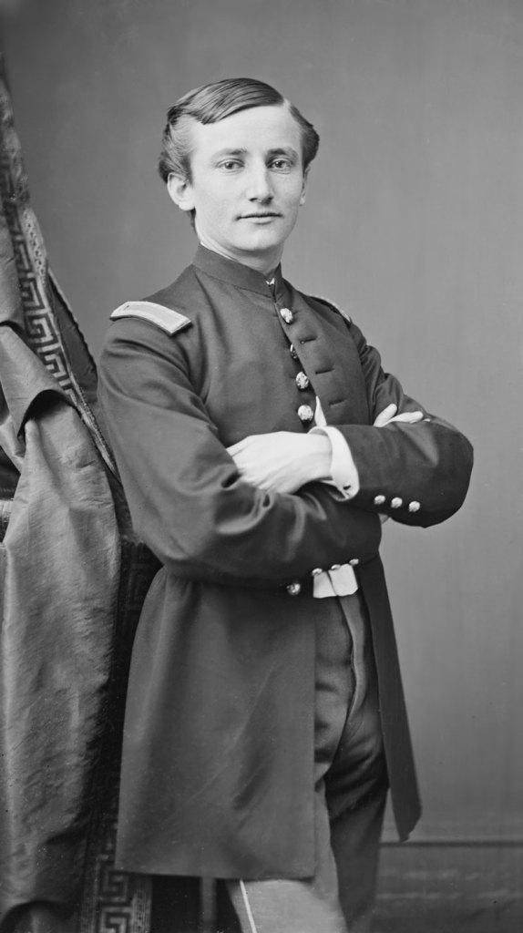 John Clem in 1867 (Wikipedia)