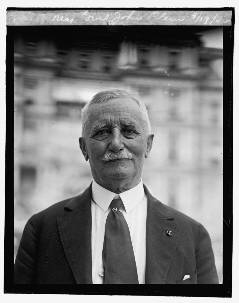 John Clem in 1922 (Wikipedia)