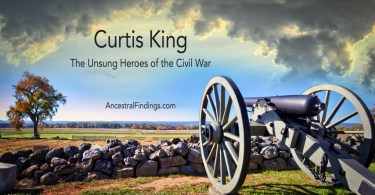 Curtis King: Unsung Heroes of the Civil War