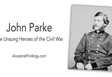 John Parke: Unsung Heroes of the Civil War