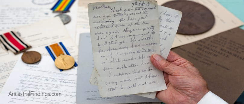 Using Honor Rolls to Trace Your WWI Ancestors
