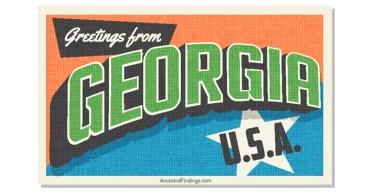 American Folklore: Georgia