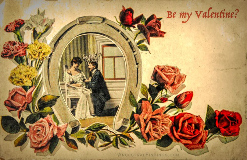 Valentine's Day and Our Ancestors