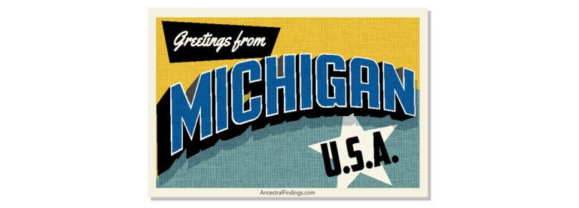 American Folklore: Michigan
