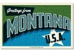 American Folklore: Montana