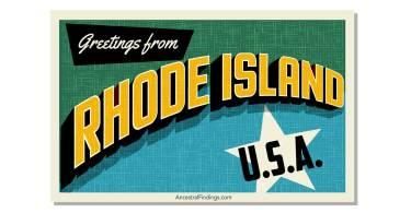 American Folklore: Rhode Island