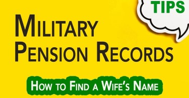 Searching Through Military Pension Records | Genealogy Clips | GC-067
