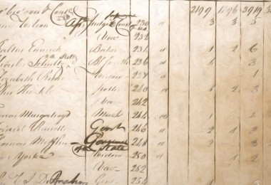 A Closer Look at the 1790 US Federal Census