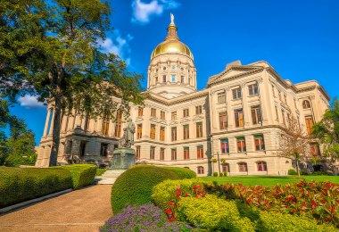 The State Capitals: Georgia
