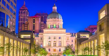 The State Capitals: Indiana