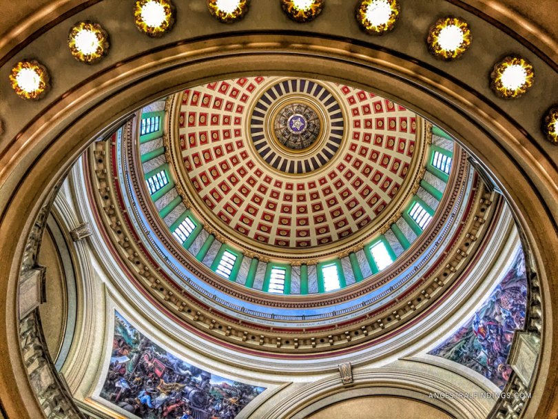 The State Capitals Oklahoma Dome