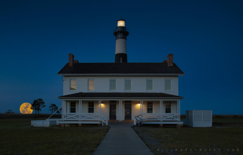 The Bodie Island lighthouse is an important historical landmark in the Outer Banks region of North Carolina. It is actually the third lighthouse to sit on that island and has recently undergone extensive restoration work to make it safe for the public to visit. This is its story.