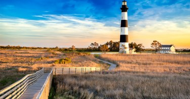 The History of the Bodie Island Lighthouse