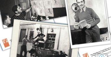 Walt Disney an American Icon: His Early Life