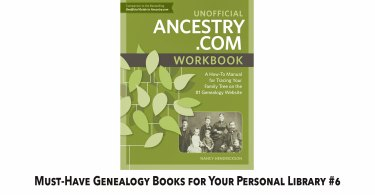 Must-Have Genealogy Books for Your Personal Library #6