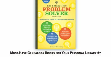 Must-Have Genealogy Books for Your Personal Library #8