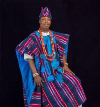 Oluwo Dr. Fasola Faniyi - 2018