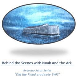 Genesis and Noah's ark.