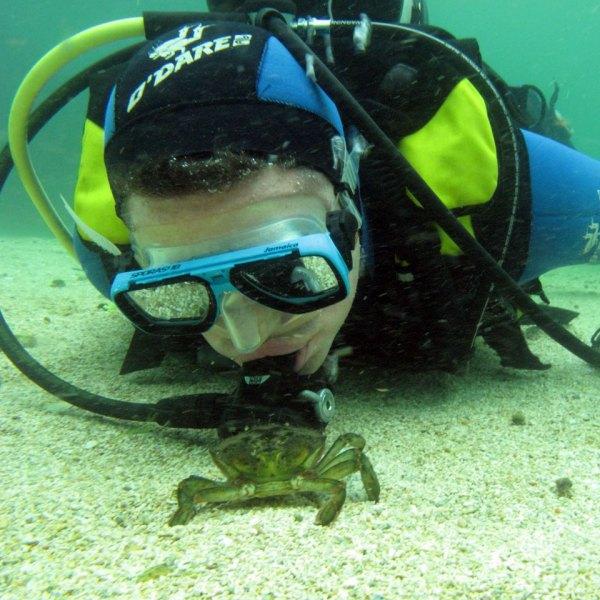 Scuba Diving under 16s - An Cheathrú Rua