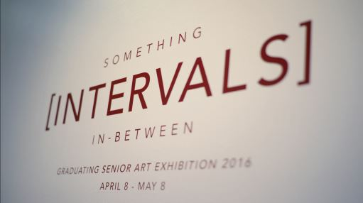 THE ART IN-BETWEEN — The Hope seniors art exhibition will be on display in the DePree Art Gallery until Tuesday, May 8 and features art that graduates have worked on all year.