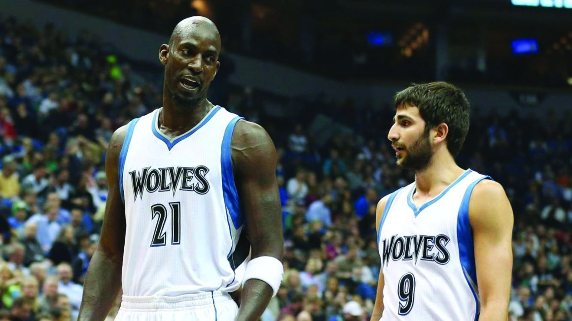 edited KG and Rubio