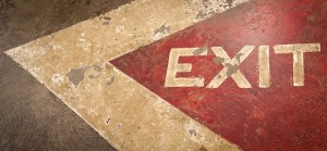 planning an exit strategy