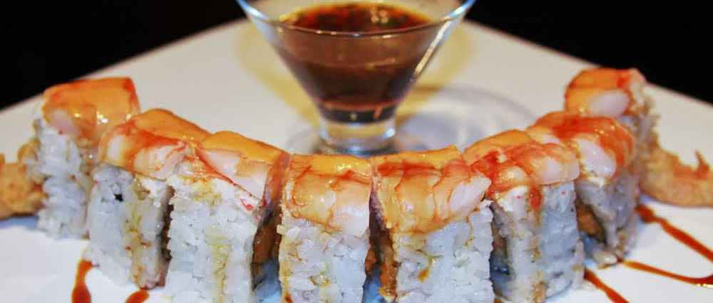 Shrimp Killer Roll