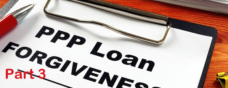 Loan Forgiveness Part 3
