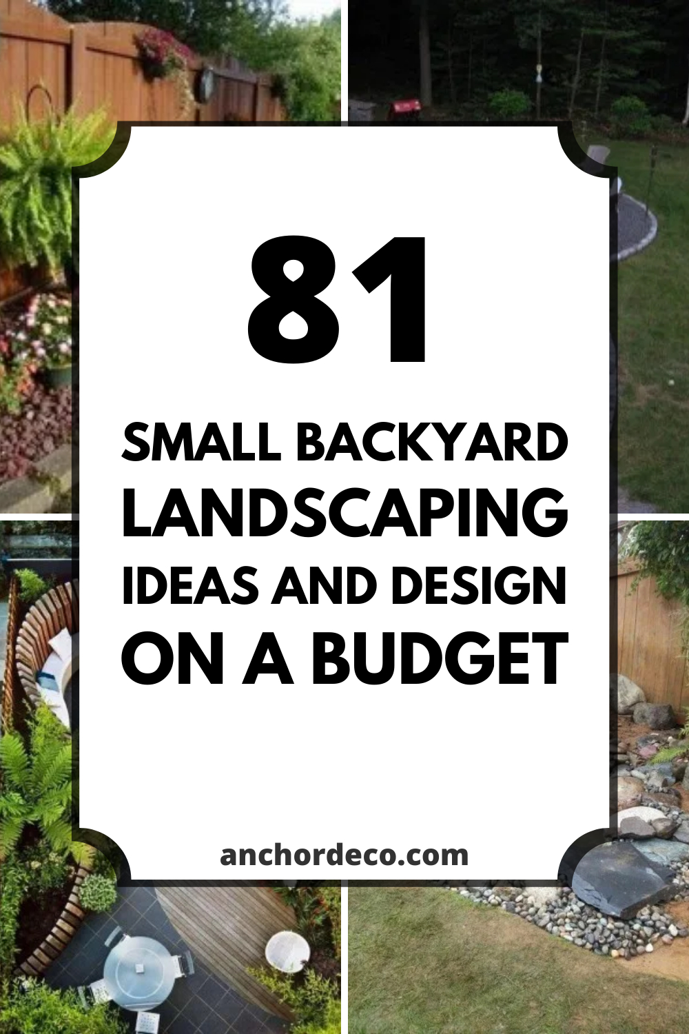 81 Small Backyard Landscaping Ideas And Design On A Budget Anchordeco Com,Modern Victorian Era Furniture