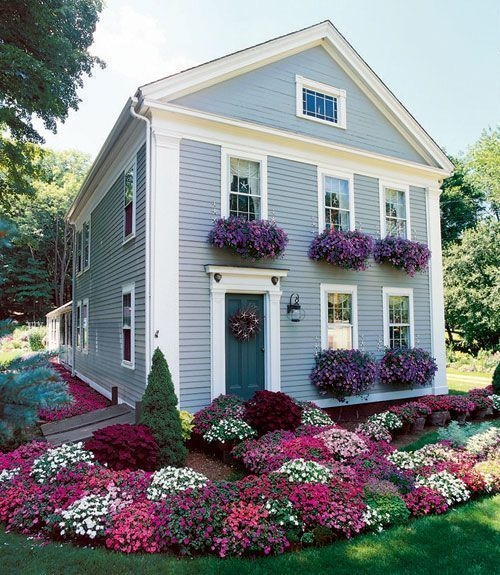 Amazing Front Yard Design Ideas that Makes You Never Want to Leave 17