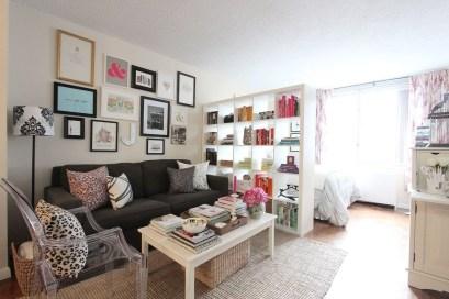 Amazing Ideas Decorating Studio Apartment 17