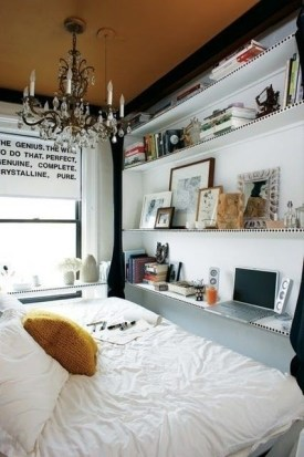 Amazing Ideas Decorating Studio Apartment 24