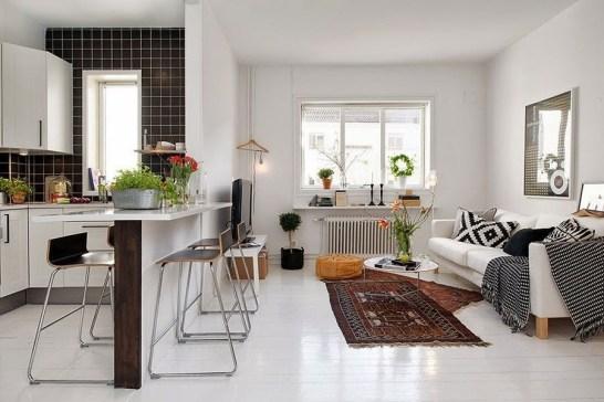 Amazing Ideas Decorating Studio Apartment 30