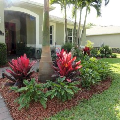 Beautiful Flower Garden for Your Front Yard 05