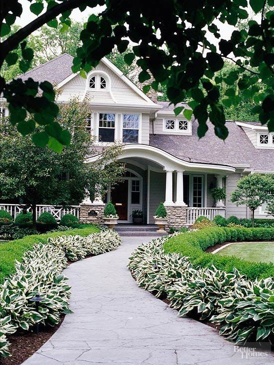 Beautiful Flower Garden for Your Front Yard 18