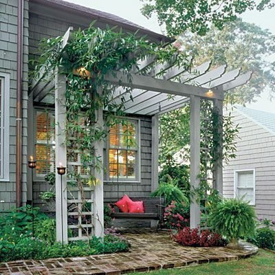 Beautiful Flower Garden for Your Front Yard 27