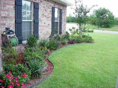 Beautiful Flower Garden for Your Front Yard 41