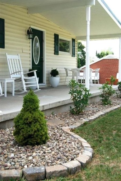 Beautiful Front Yard Landscaping Ideas On A Budget 46