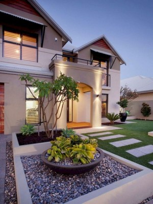 Beautiful Front Yard Landscaping Ideas On A Budget 56