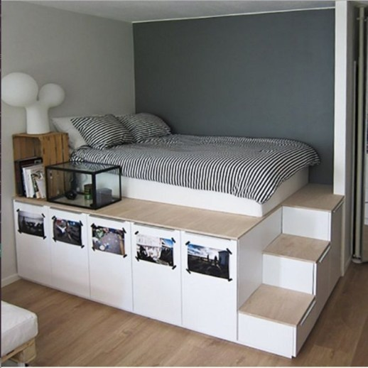 Best Design Small bedroom that Maximizes Style and Efficiency 07