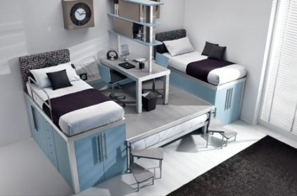 Best Design Small bedroom that Maximizes Style and Efficiency 20