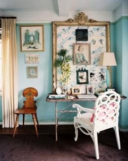 Bohemian Office Decor Inspiration 12