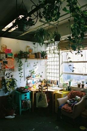 Bohemian Office Decor Inspiration 16
