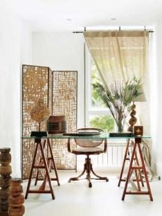 Bohemian Office Decor Inspiration 31