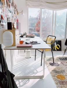 Bohemian Office Decor Inspiration 37