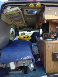 Brilliant Camper Van Conversion for Perfect Outdoor Experience 01